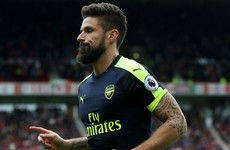 Olivier Giroud: This is possibly my worst start to an Arsenal season