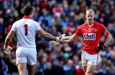 Shields and O'Halloran to return to Cork senior football squad for 2017 pre-season