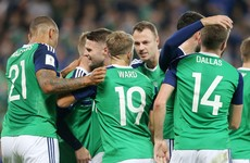 Northern Ireland will wear black armbands, not poppies, for their clash with Azerbaijan