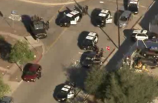 One dead, three injured after gunman opens fire near polling station in California