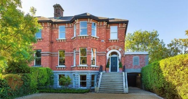This Ailesbury Road mansion is all your Monopoly dreams come true