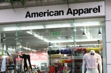 A provisional liquidator has been appointed to American Apparel's Grafton Street store