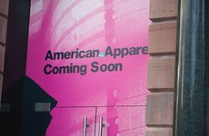 American Apparel's flagship Dublin store is going into liquidation