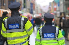 Gardaí searching for man after Dublin armed robbery