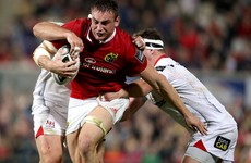 Tommy O'Donnell to captain Munster for the first time against Maori All Blacks