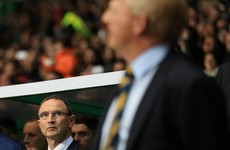 Two years after Glasgow clash, the careers of O'Neill and Strachan have taken very different turns