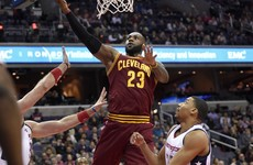 LeBron James trumps Kobe Bryant's record on another milestone night