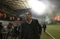 Ex-Sunderland boss Gus Poyet has been sacked for the third time in 18 months