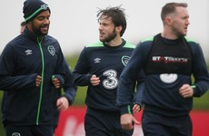 Arter starts as Ireland name strongest available team for clash with Austria