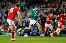 Connacht influence strong as Schmidt's Ireland run eight tries past Canada