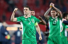 'When I come out with this group of lads it's a privilege': Coleman praises Ireland's team spirit