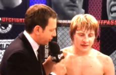 Paddy Pimblett escapes with very contentious win - then gets sick on live TV