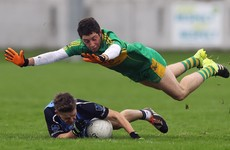 Rhode, O'Mahony's and Mullinalaghta seal places in Leinster football last four