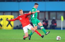 Ciaran Clark the unsung hero of Ireland's famous win in Austria