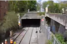 The Phoenix Park rail tunnel will open for passengers from next week