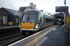 Trains running again on Maynooth line after man struck and killed
