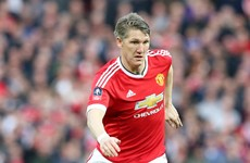 Schweinsteiger's Man United exit moves closer as player meets with MLS club