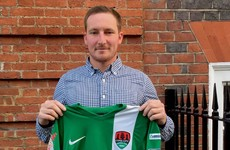 John Caulfield adds French striker to Cork City squad for next season