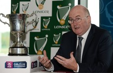 Dublin county board nominate Leinster Council chairman to be the next GAA President