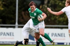 Multi-talented Irish rugby star Lindsay Peat is exactly where she's meant to be