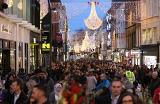 Grafton Street is the 13th most expensive main street to rent on in the world