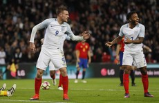 England and Spain both had a crack at the mannequin challenge last night