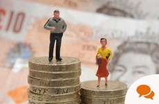 'This is the time of year when women effectively start working for free. That needs to change'