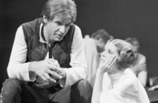 Carrie Fisher confirmed she hooked up with Harrison Ford on the set of Star Wars... it's the Dredge