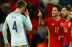 'He doesn't need to apologise, I'll see him soon' - Dier accuses Herrera of elbowing him