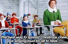 The Light House cinema in Dublin is hosting a Christmas screening of Elf with karaoke