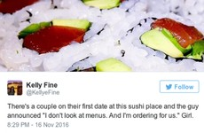 A woman live-tweeted an excruciatingly bad date and it'll give you another reason to hate dating