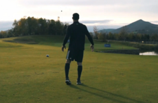 ROG v Dan Carter in rugby golf is the Ireland-All Blacks clash you'll want to see