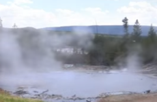 "Man who fell into Yellowstone hot spring ""dissolved"" in acidic boiling waters"