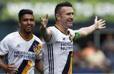 Robbie Keane scored some stunning goals during his time with LA Galaxy