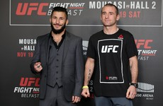 Heartbreak for Seery as farewell UFC bout suffers late cancellation