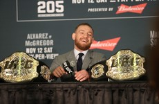 Can McGregor remain UFC's big daddy when he becomes a father?