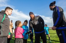 Grilled, heckled and overpowered in the maul: Seapoint minis make All Blacks feel the heat
