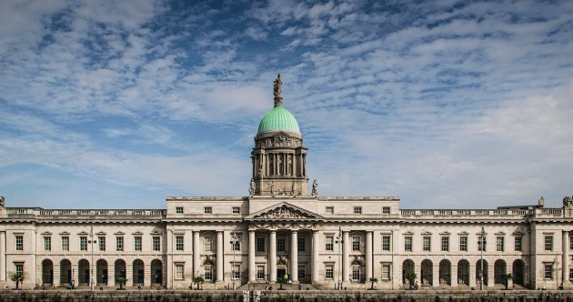 Pictures: This imposing photo of Dublin's Custom House has won the top Irish prize in a major competition