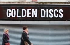 Golden Discs will set up shop in Tesco stores across Ireland