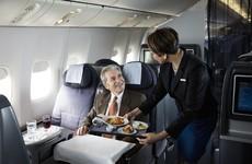 Inside an airline's business-class kitchen - the 'hidden' food industry