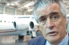 CityJet's boss says striking pilots' union is 'a pain in my backside'