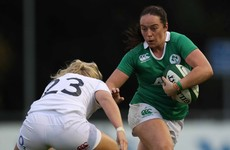 Boring lecture ended with news of first Ireland cap to liven up Nicole Fowley