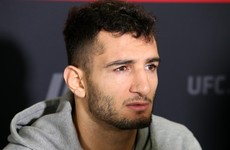 'I see myself winning the belt' - Mousasi chasing revenge in Belfast headliner