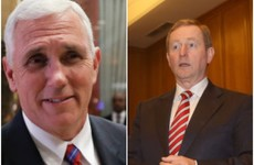 Enda Kenny says VP-elect Mike Pence 'really knows Ireland' after the pair speak by phone