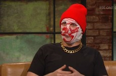 Rubberbandits' Blindboy tells the Late Late that young men with mental health issues 'need feminism'