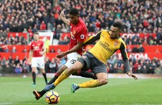 Man United left frustrated as Giroud rescues Arsenal