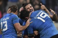 Forza O'Shea! Italy dig deep to stun Springboks