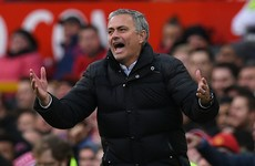 Mourinho: Man United the Premier League's unluckiest team