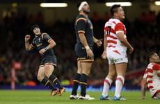 Last-gasp drop-goal saves Welsh blushes against Japan
