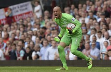 Ireland's Darren Randolph gets chance to impress in the Premier League